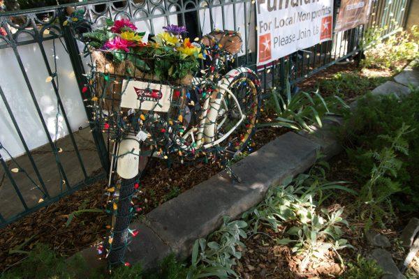Bike and Fundraiser 2