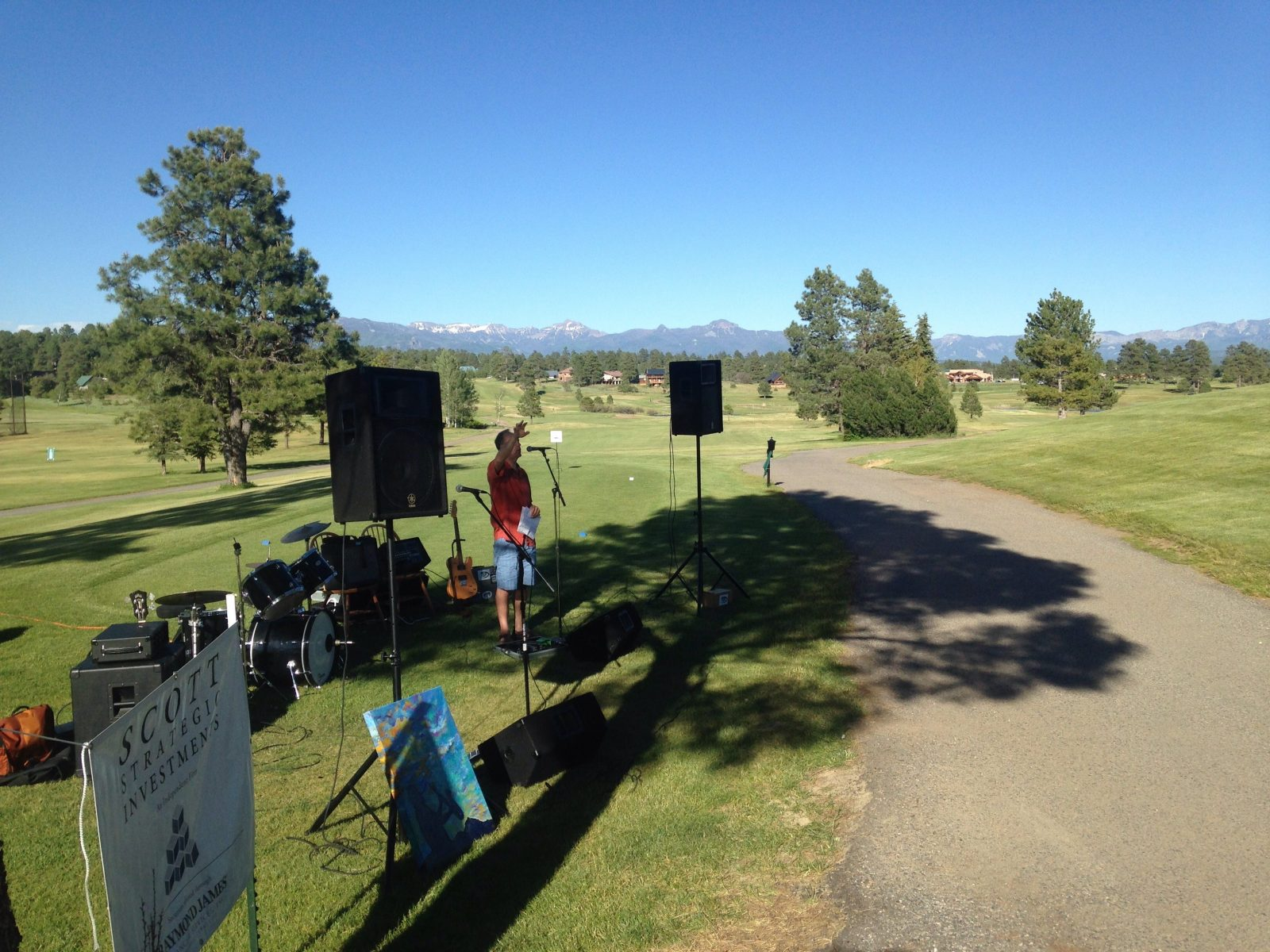 Archuleta Committee 19th Hole Concerts