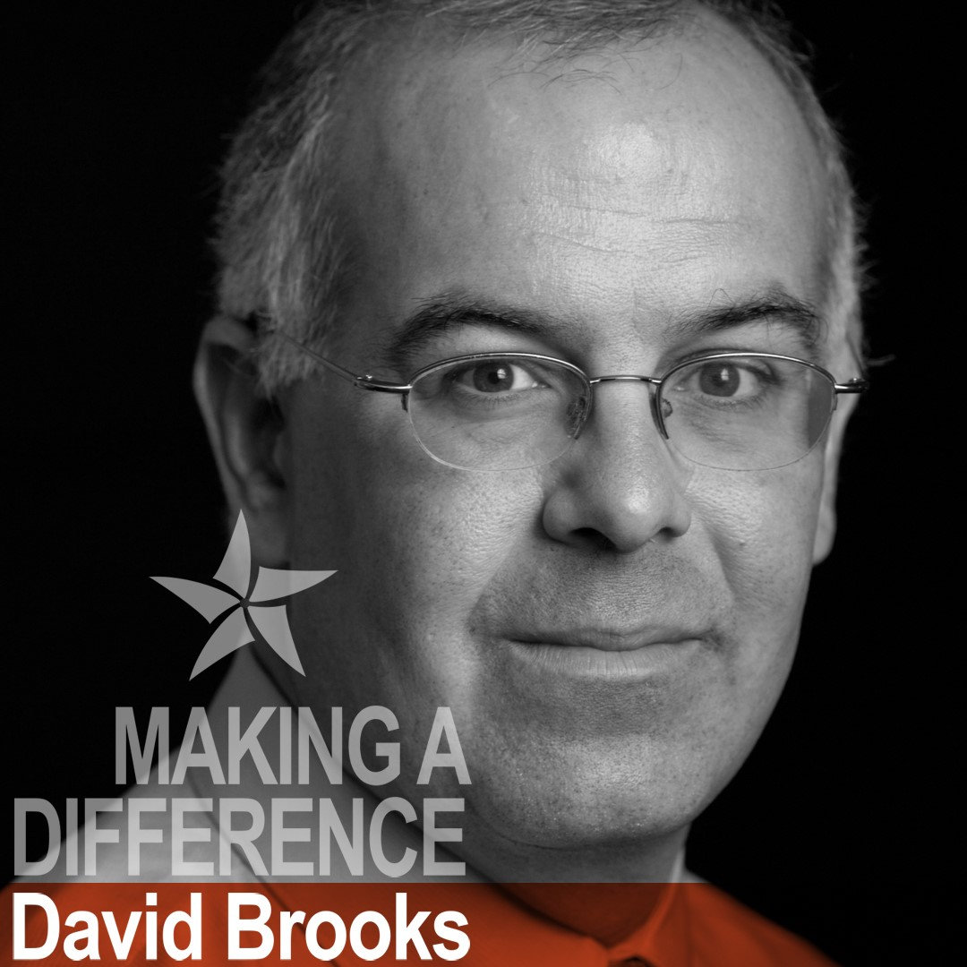Making a Difference with David Brooks | Feb. 15