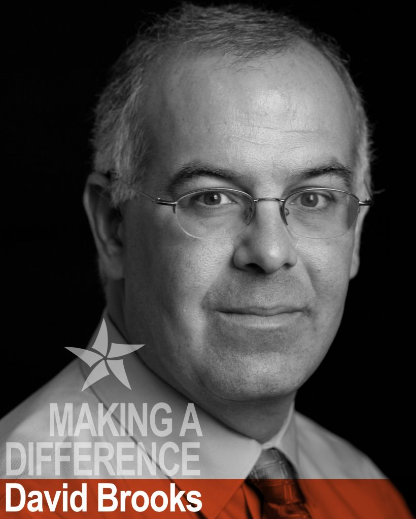 Image of David Brooks